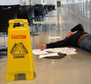 Profile Image of Slip & Fall